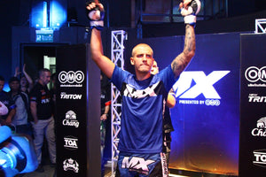Magnus Andersson ny MX Champion i -70 kg