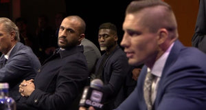 [VIDEO] GLORY COLLISION med Badr Hari, Nieky Holzken m.m