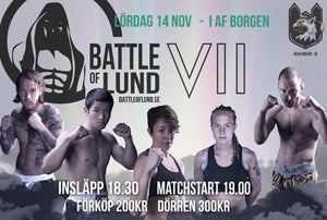 Battle of Lund 7: AF Borgen - Trailer