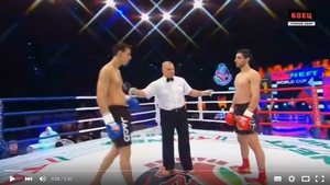 【FIGHT VIDEO】  Said Magomedov vs Alin Cimpan - K.O