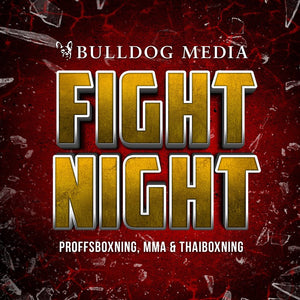 [VIDEO] Se alla matcher & resultat från Bulldog Media Fight Night