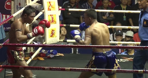 Veckans fight video - Thanonchai vs Saeksan 2