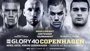VIDEO: GLORY 40 Copenhagen Burim Rama