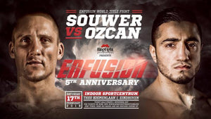 Enfusion 61 & 62 Resultat: Tayfun Ozcan knockar Andy Souwer [VIDEO]