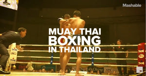 Thaiboxning i Slow-mo (Video)