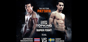 Top King 8 med Sanny Dahlbeck - Full Fightcard
