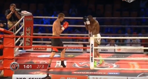 Veckans fight video - Chris Ngimbi vs Ilia Usachev