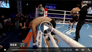 【Video】 King of Kings Top10 Knockouts från 2015
