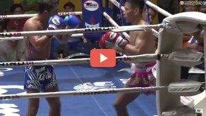 Sprinter Persiri Vs Yodsila Fairtex - Video (4e december)