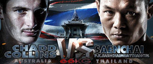 FIGHT VIDEO: Saenchai vs. Collins