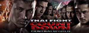 THAI FIGHT: Countdown  - Se alla videos här!