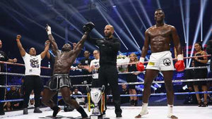 FIGHT VIDEO: Manhoef vs. Bonjasky 4