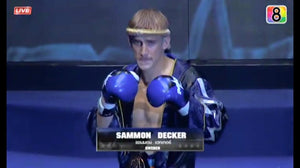 【Fightvideo】 Samuel Bark vs Seksan or Kwanmuang