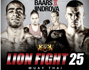 Lion Fight 25 med John Wayne Parr - Trailer och fightcard