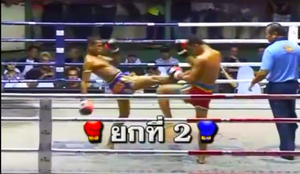 Veckans fight - Seksun Or Kwanmuang VS Khaimookkaw Chuwattana