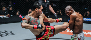 [Video]Yodsanklai vinner sin debut på ONE CHAMPIONSHIP