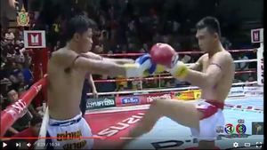 【Fightvideo】Yodpayak Vs Denpanom – Omnoi Stadium Title