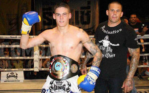 Toby Smith vs Petwanlop Sor.Jor Vichitpidrew  - Video