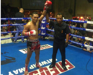 【Resultat & Fight-video】 Se resultat och Saenchai's senaste match från Enfusion Live 36