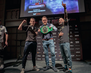 Bulldog Media Fight Night 2.0: Resultat