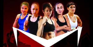 【Fightcard】Se komplett matchkort inför Queen Of The Ring