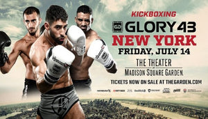 FIGHT VIDEO: GLORY 43 New York