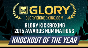 'Knockout of the Year' award - Glory World Series