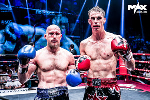 【Resultat & Fightvideo】Se Tobias Alexandersson match i Gold-tournament på Max Muay Thai