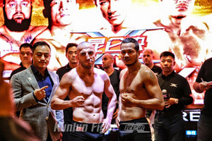 Kunlun Fight 33 - Yodsanklai vinner över Dhzabar Askerov (Resultat och video)