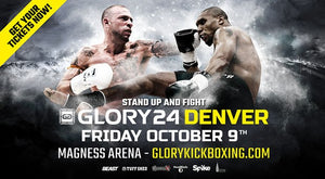 Glory 24 - Fightcard och trailer