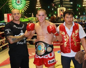 Toby ''The Weapon'' Smith är tillbaka - Lumpinee Stadium Champions show
