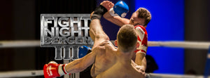 Fyra svenska fighters till Fight Night Bergen III