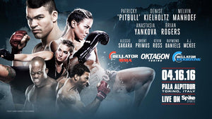 【BELLATOR KICKBOXING】 Bellator MMA börjar med Kickboxnings-events