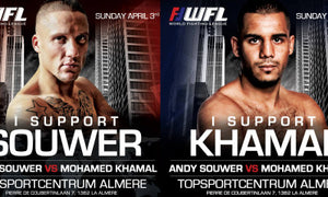 【Fightvideo】Andy Souwer vs Mohamed Khamal