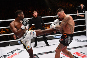 GLORY 42 Paris: Rewind Slow