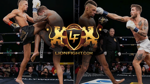 Live resultat - Lion Fight 59