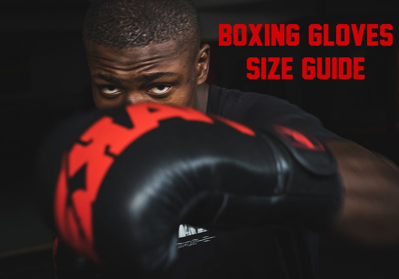 BOXING GLOVES SIZE GUIDE - Askari