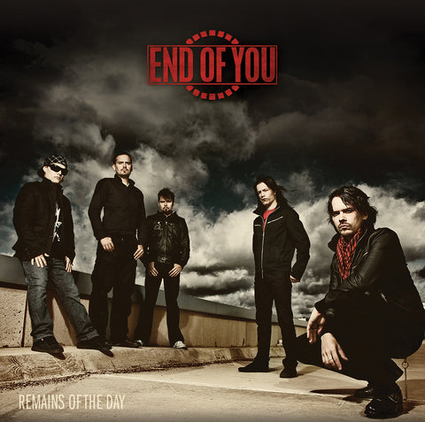 End of You - Remains of the Day (CD)
