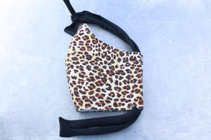 Cheetah Print Face Mask | Heartbeat Clothing