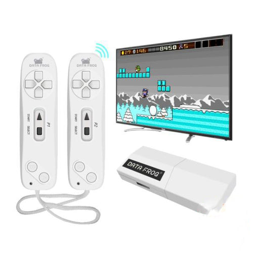 Wireless Handheld Video Game Console