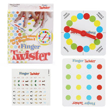 Load image into Gallery viewer, Dance On Finger Board Game