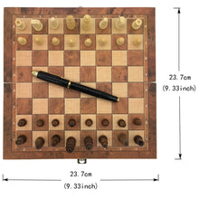 Load image into Gallery viewer, Portable Travel Game Chess