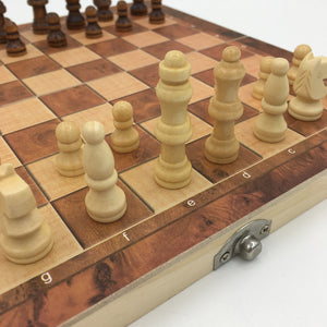 Portable Travel Game Chess