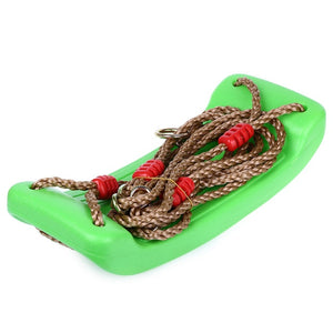 Classic Outdoor Garden Tree Rope Swing