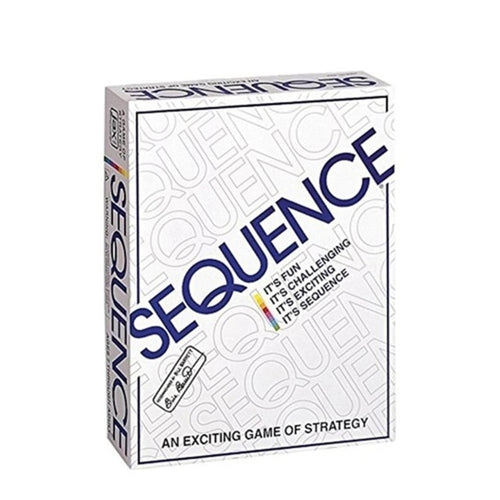 Sequence Playing Cards Game Strategy