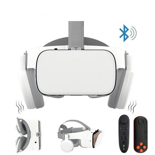 Bluetooth Virtual Reality  Headset