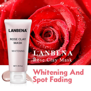 Rose Clay Face Mask Whitening  1.76 fl oz / 50 g