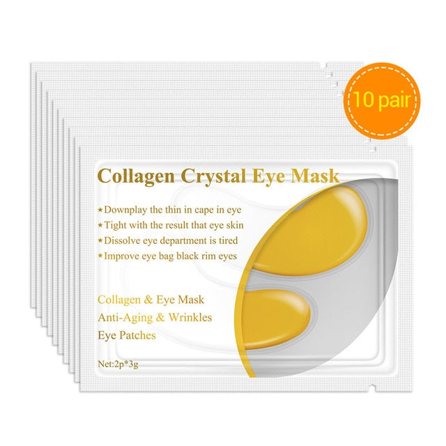 Eye Mask Collagen 20PCS = 10 Pairs