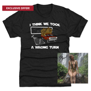 Sara Underwood Wrong Turn WHT & Autographed 2019 Calendar Bundle