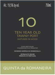 Romaneira 10 year old Tawny Port